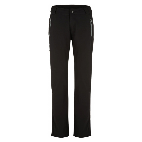 URTHA women's softshell pants black LOAP