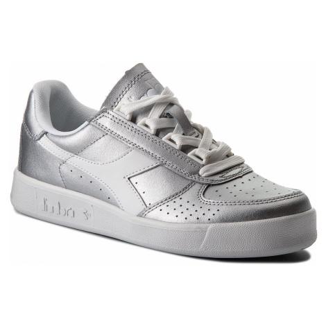 Sneakersy DIADORA - B.Elite L Metallic Wn 501.173209 01 90001 Silver Metalized