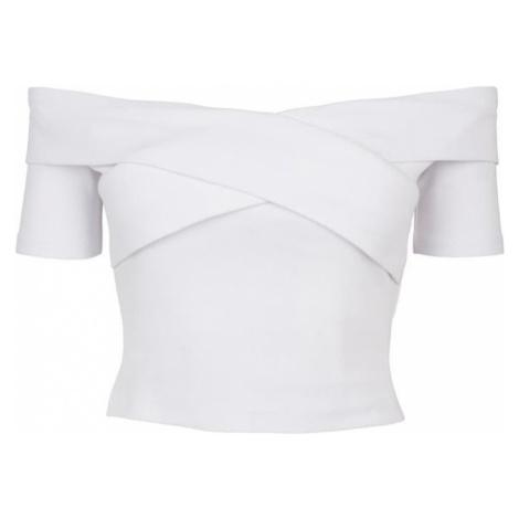 Urban Classics Tričko  prírodná biela