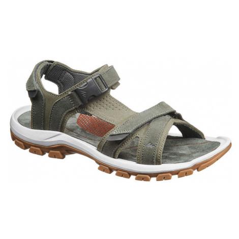QUECHUA Sandále Nh120 Kaki