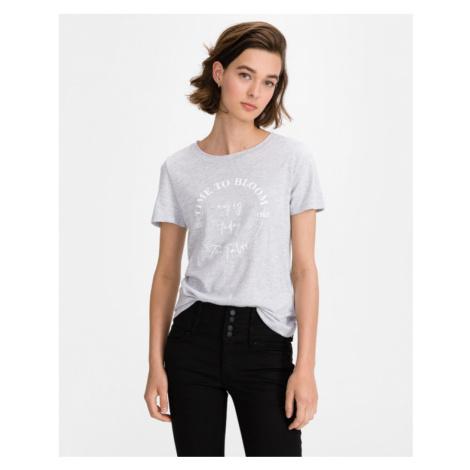 Sivá dámske tričká
