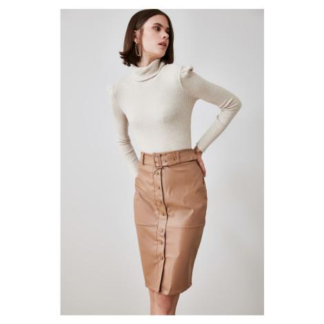 Dámska sukňa Trendyol Belt