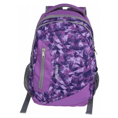 Bergun DEMI 19 šedá - Školský batoh