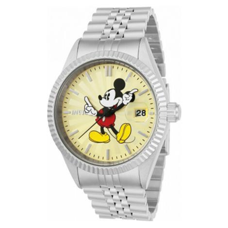 Invicta Disney Mickey Mouse Quartz Limited Edition