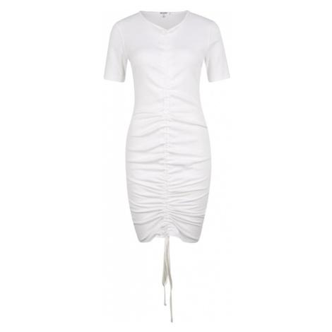 Missguided (Tall) Šaty  biela