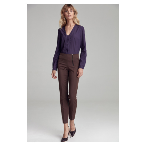 Colett Woman's Blouse Cb31 Violet