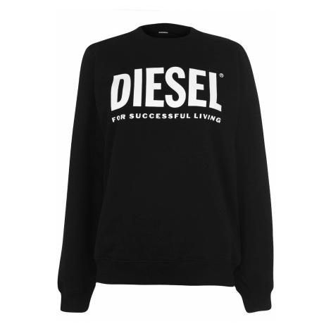 Diesel Logo Crew Sweatshirt