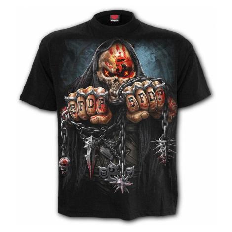 Tričko metal SPIRAL Five Finger Death Punch Five Finger Death Punch Čierna