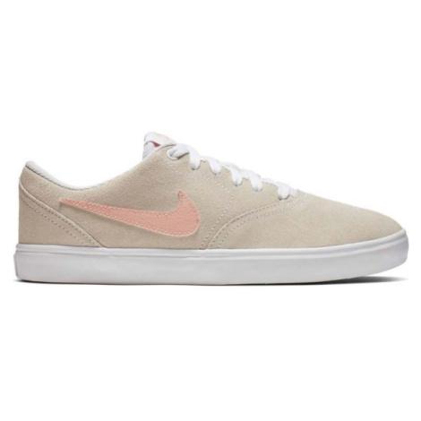 Nike SB CHECK SOLAR biela - Dámske tenisky