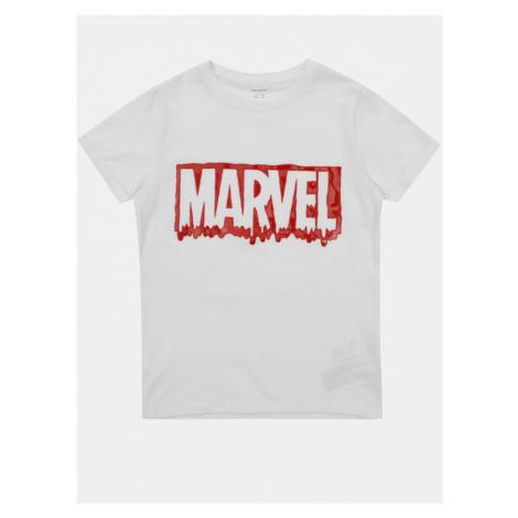 name it Marvel Tričko Biela