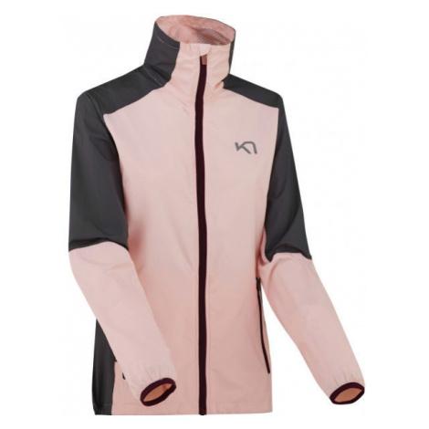 KARI TRAA NORA JACKET ružová - Dámska športová bunda