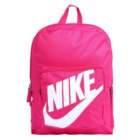 Nike Sportswear Batoh  biela / ružová