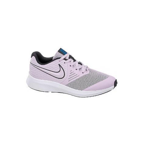 Svetlofialové tenisky Nike Star Runner 2