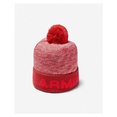 Under Armour Gametime Zimná čiapka detská Červená
