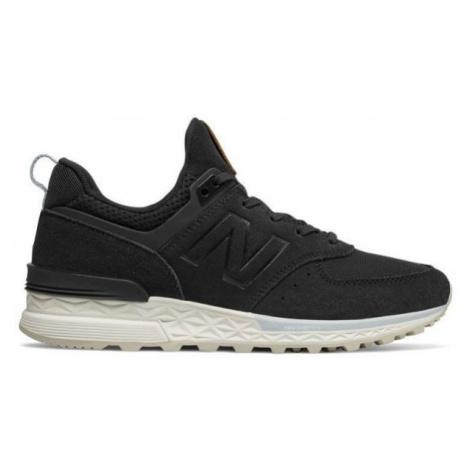 New Balance WS574PMD čierna - Dámska obuv na voľný čas