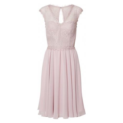 mascara Kokteilové šaty  rosé