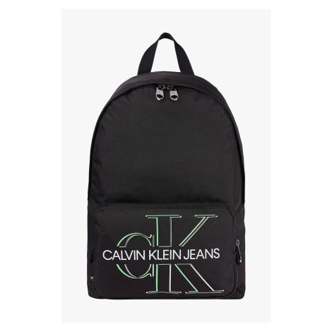 Calvin Klein čierny ruksak Campus BP
