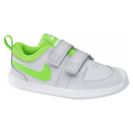 NIKE - Sivé tenisky Nike Pico 5