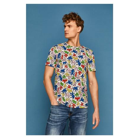 Medicine - Pánske tričko by Keith Haring