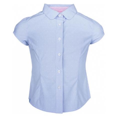 Lewro LUANA modrá - Dievčenská košeľa