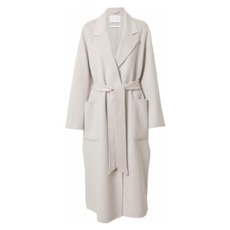 IVY & OAK Prechodný kabát  svetlosivá