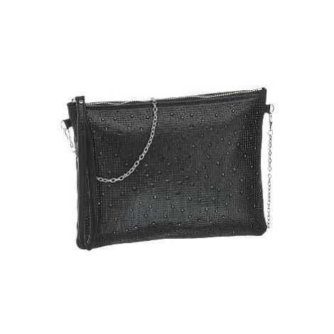 Listová kabelka Catwalk čierna