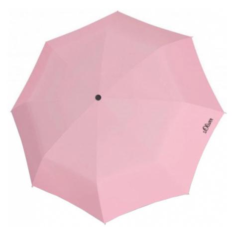 s.Oliver Dámsky skladací mechanický dáždnik Fruit Coctail UNI 70801SO938