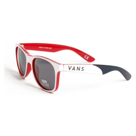Slnečné okuliare Vans MN SPICOLI 4 SHADES White Chili Pepper - Veľkosť:UNI
