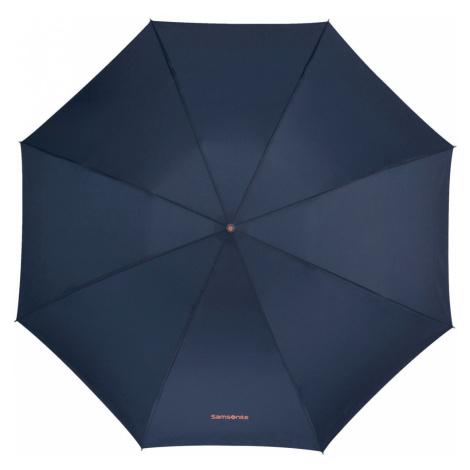Samsonite Automatický skladací dáždnik Up Way - modrá