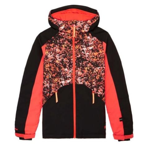 O'Neill PG ALLURE JACKET čierna - Dievčenská lyžiarska/snowboardová bunda