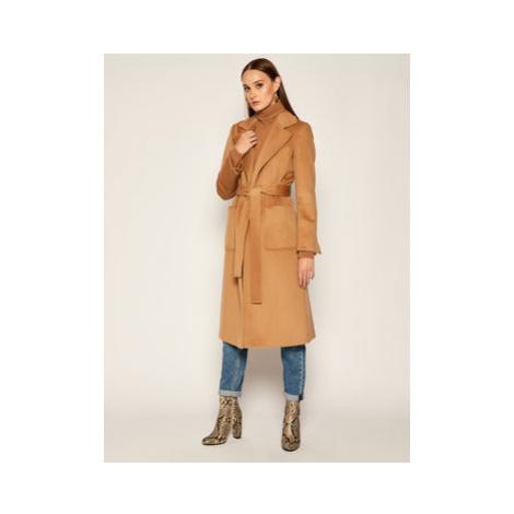 MAX&Co. Prechodný kabát Runway 40149720 Hnedá Regular Fit
