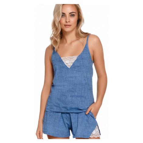 Dámske pyžamo Dn-NIGHTWEAR PM.4228 Dobranocka