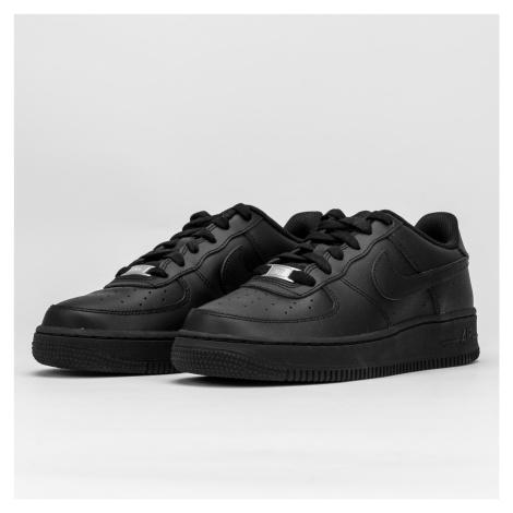 Nike Air Force 1 (GS) black / black - black