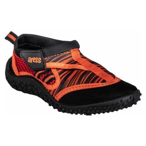 Aress BENKAI čierna - Detská obuv do vody