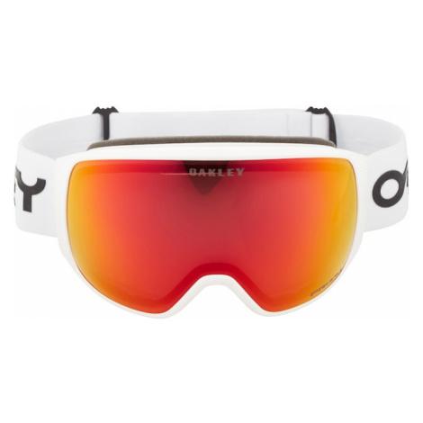OAKLEY Športové okuliare 'Flight Tracker'  červená / biela