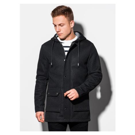 Ombre Clothing Men's autumn coat C454