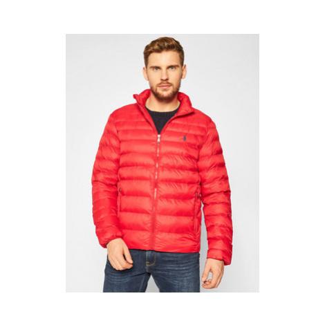 Polo Ralph Lauren Vatovaná bunda 710810897004 Červená Regular Fit