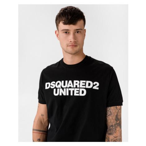 DSQUARED2 Tričko Čierna Dsquared²
