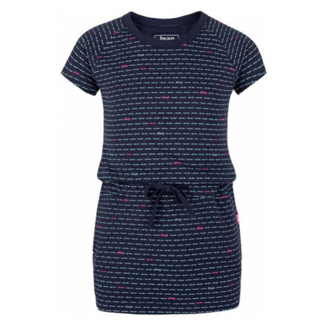 Loap BAULA modrá - Dievčenské šaty