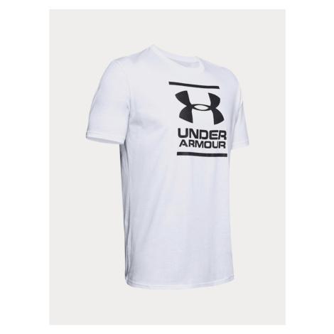 Foundation Under Armour White Men's T-Shirt