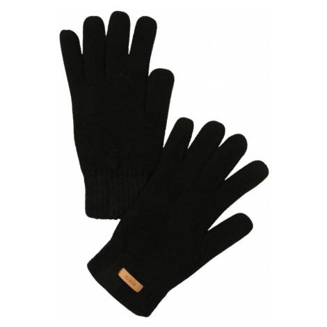 Barts Prstové rukavice 'Witzia'  čierna