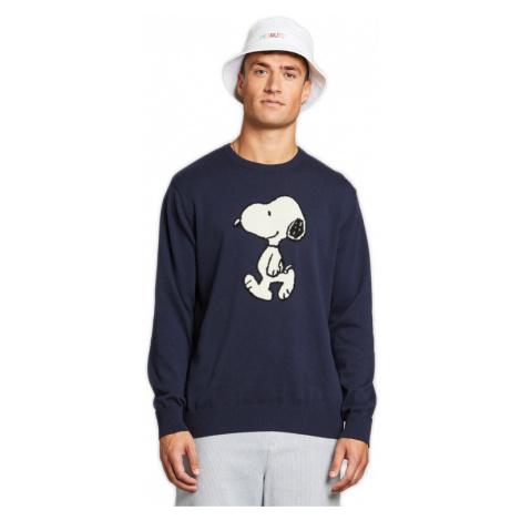 Dedicated Sweater Mora Snoopy Navy-S modré 18542-S