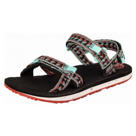 Jack Wolfskin OUTFRESH SANDAL čierna - Dámske turistické sandále