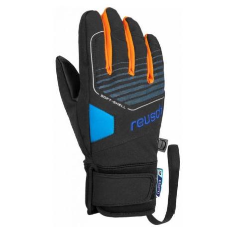 Reusch TORBY R-TEX XT JR čierna - Juniorské lyžiarske rukavice