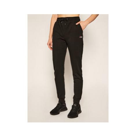 Fila Teplákové nohavice Eider 687471 Čierna Regular Fit