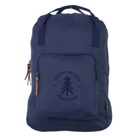 2117 STEVIK 15 modrá - Štýlový batoh