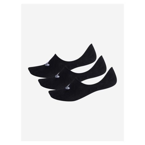Ponožky 3 páry adidas Originals Čierna
