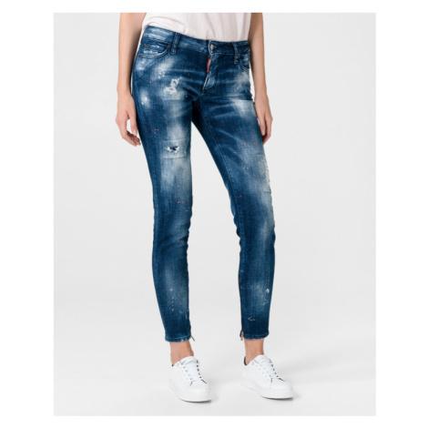 DSQUARED2 Dan Jeans Modrá Dsquared²