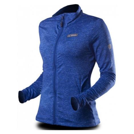 TRIMM PRIMA modrá - Dámska flísová bunda