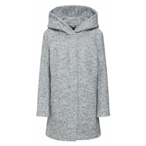 ONLY Prechodný kabát  sivá